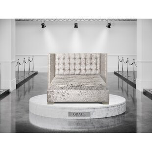 Dorcaster Upholstered Bed Frame By Ebern Designs