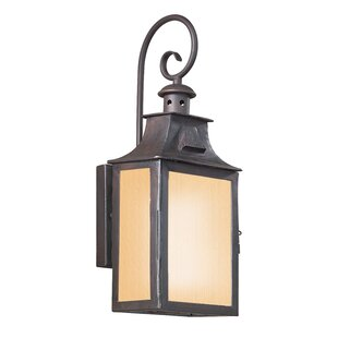 Theodore 2-Light Outdoor Wall Lantern by ..