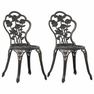 Fix Garden Chair (Set Of 2) By Astoria Grand
