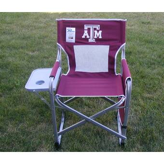 Rivalry NCAA Oklahoma State Cowboys Youth Folding Chair With Carrying Case