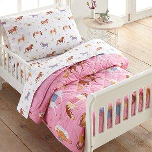 Brown Girls Toddler Bedding You Ll Love In 2021 Wayfair