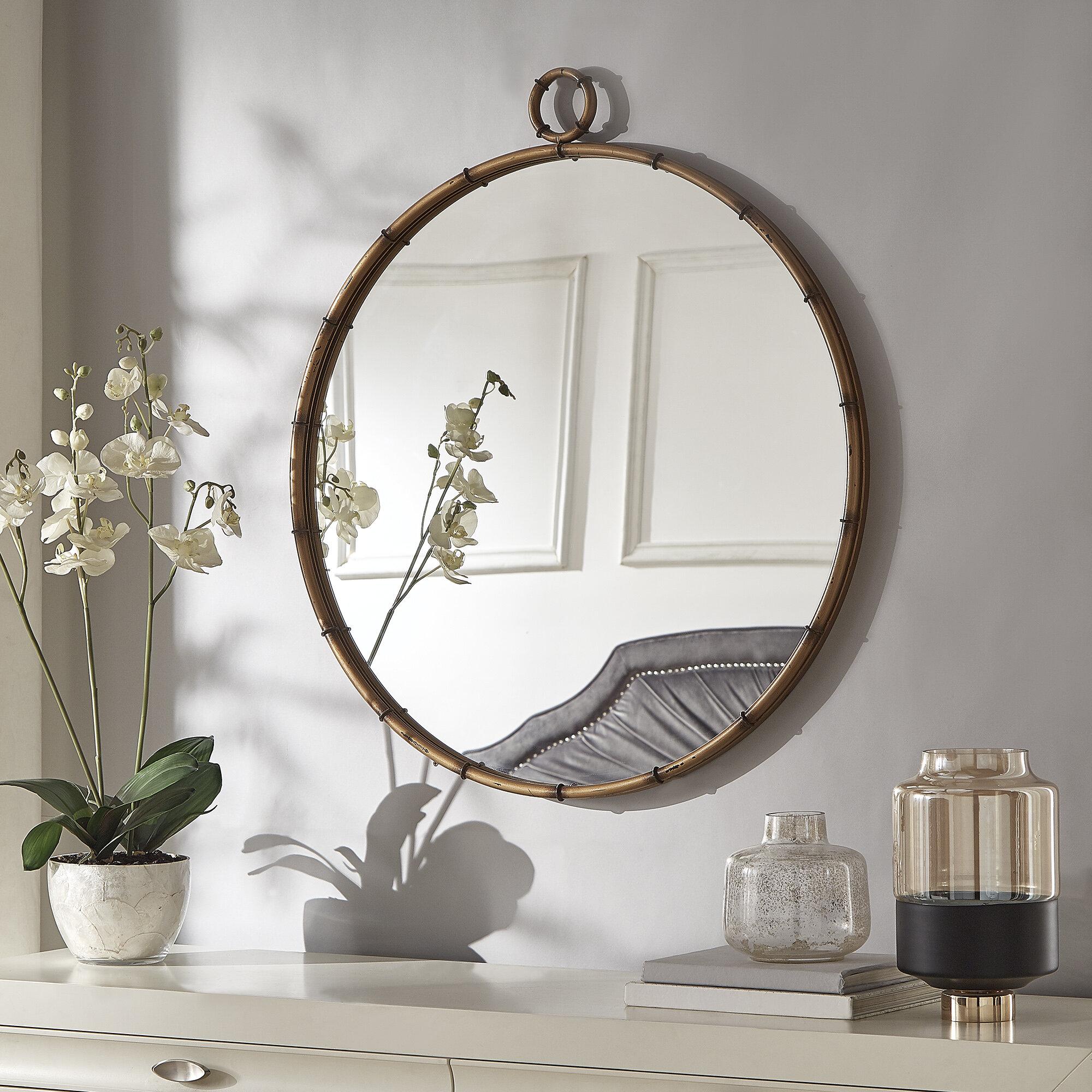 Brass Coastal Mirrors You Ll Love In 2021 Wayfair
