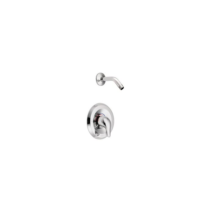 Moen Chateau Posi-Temp Shower Faucet Trim with Lever Handle ...