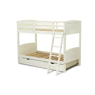 Newmill Twin Bunk Bed with Trundle