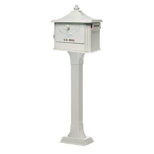 Usps Approved Locking Mailbox | Wayfair