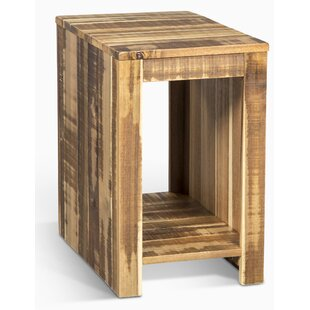 Emelia End Table by Millwood Pines
