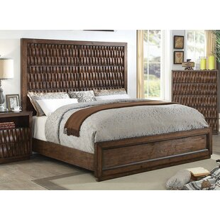 Barba Panel Bed