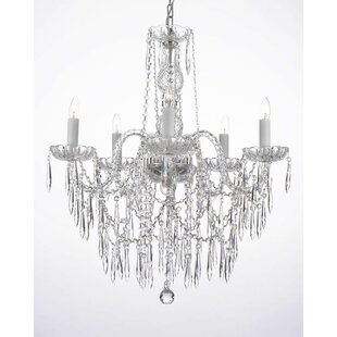 House of Hampton Ketner 5-Light Candle Style Chandelier