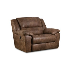 Umberger Cuddlier Recliner by Simmons Upholstery  sc 1 st  Wayfair & Oversized Recliners Youu0027ll Love | Wayfair islam-shia.org