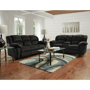 Look for Aruba Reclining 2 Piece Living Room Set by Roundhill Furniture Reviews (2019) & Buyer's Guide