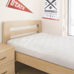 Alwyn Home Gerritt College Dorm Extra-Long Twin Mattress Pad