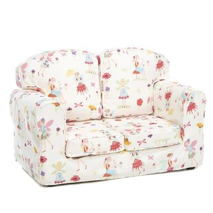 Fick Fairies Children's Sofa By Zoomie Kids