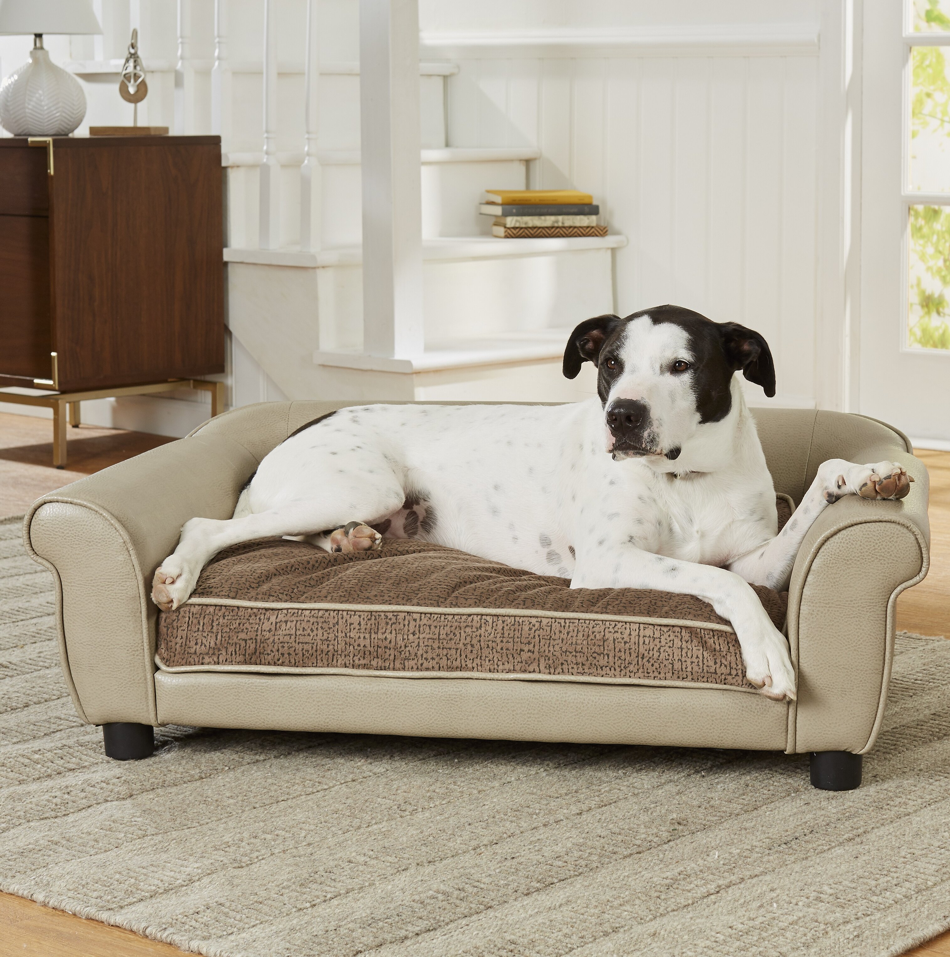 Fine Hatfield Dog Sofa Gmtry Best Dining Table And Chair Ideas Images Gmtryco