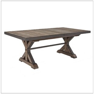 Baulch Extendable Dining Table Gracie Oaks