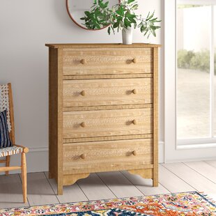Collier 4 Drawer Chest