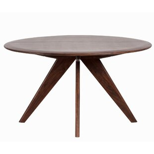 Holtzclaw Solid Wood Dining Table by George Oliver