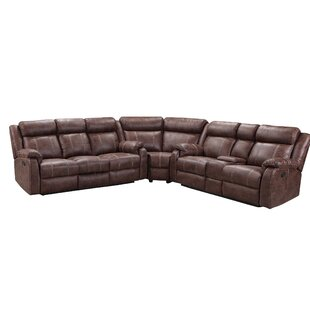 Sotomayor Motion Reclining Sectional by Williston Forge Cool