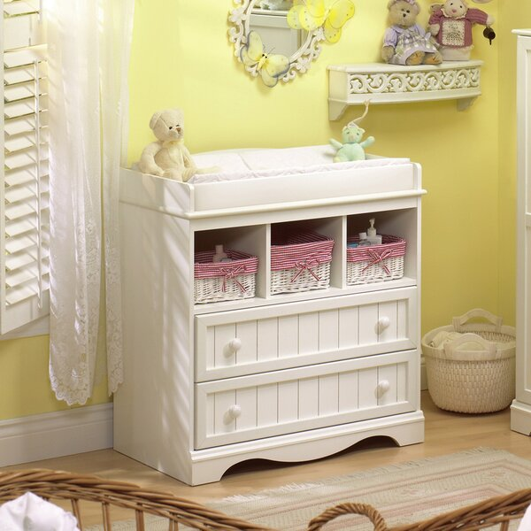 South Shore Savannah Changing Table U0026 Reviews | Wayfair