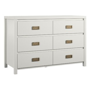 Review Monarch Hill Haven 6 Drawer Dresser