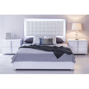 Belfield Upholstered Platform Bed