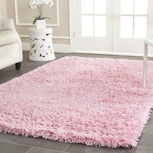 High Quality Pickerington Hand Loomed Pink Kids Rug