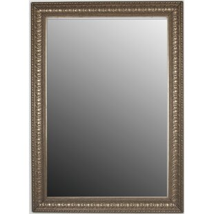 Astoria Grand Hawkinson Beaded Accents Wall Mirror
