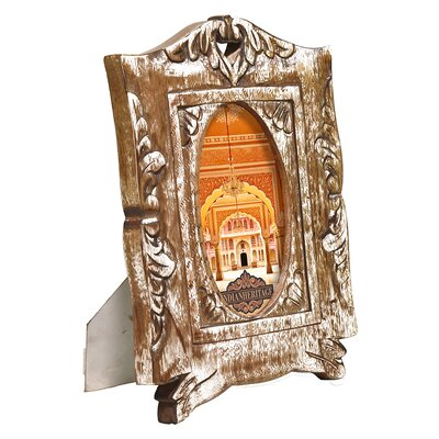 Haviland Mango Wood Carving Picture Frame Joss Main