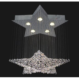 Corpi Celeste 5-Light Chandelier by Class..