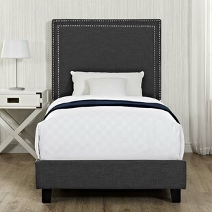 Compare & Buy Rotterdam Upholstered Platform Bed by Three Posts Reviews (2019) & Buyer's Guide