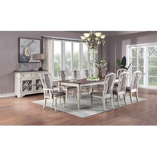 9 Piece Removable Leaf Kitchen Dining Room Sets You Ll Love In 2021 Wayfair