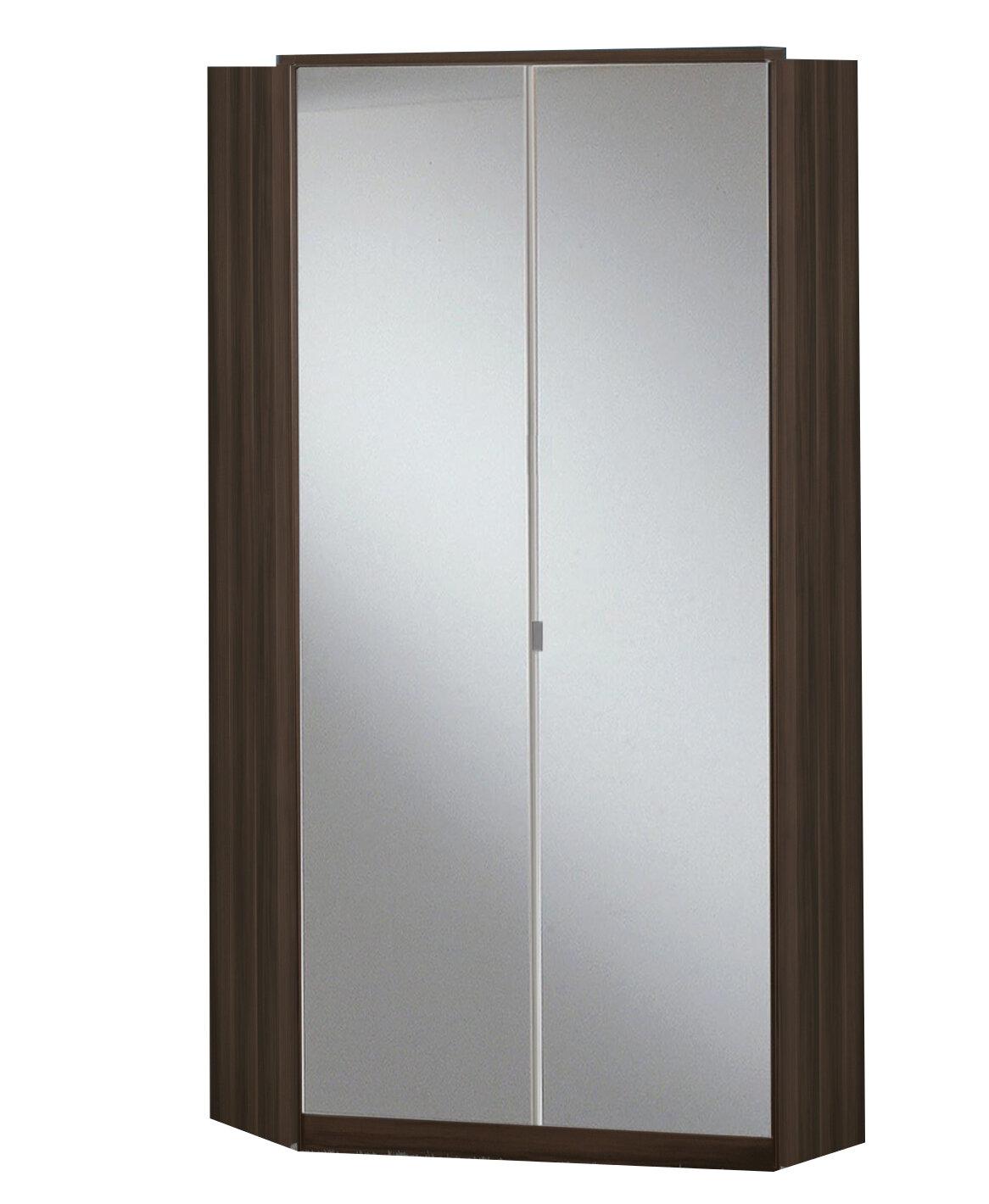 Gamma 2 Door Corner Wardrobe