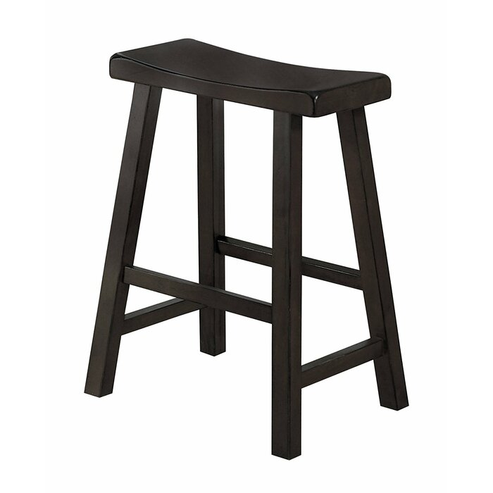 Prime Rita Wooden 24 Bar Stool Cjindustries Chair Design For Home Cjindustriesco