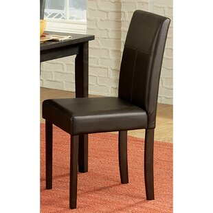 Hauser Upholstered Dining Chair (Set of 4) Red Barrel Studio