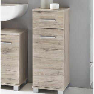 Haylee 30 X 80cm Free-Standing Bathroom Cabinet By Zipcode Design