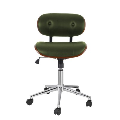 Surprising Langley Street Mariah Task Chair Color Green Ibusinesslaw Wood Chair Design Ideas Ibusinesslaworg