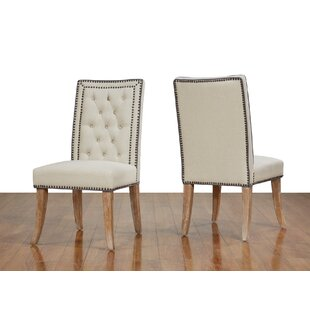 Emilion Parsons Chair (Set of 2) Lark Manor