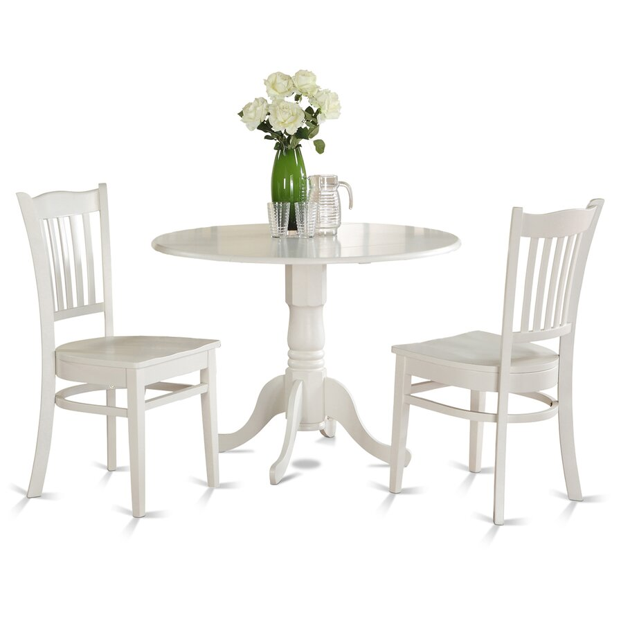 space saving table and chairs wayfair