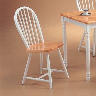 Find for Ilka Solid Wood Dining Chair (Set of 4) by August Grove