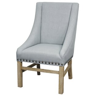 Wiese Sloping Upholstered Dining Chair