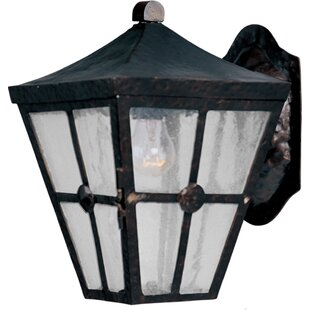 Thomes Outdoor Wall Lantern by Longshore Tides