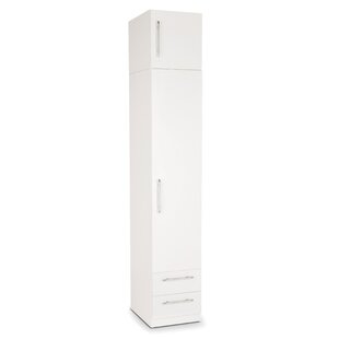 Acton Plus 1 Door Wardrobe By 17 Stories