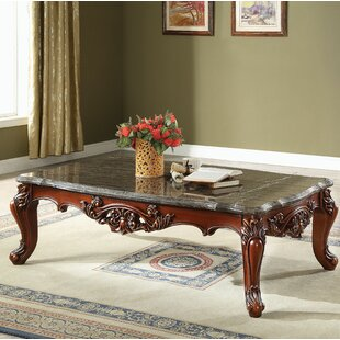 Rosa Coffee Table by Astoria Grand