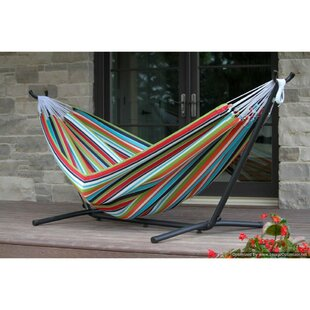 Cheadle Tree Hammock With Stand by Freeport Park Coupon