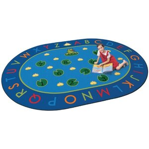 Camila Hip Hop to the Top Kids Area Rug