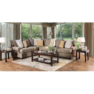 Darby Home Co Deshields Sectional