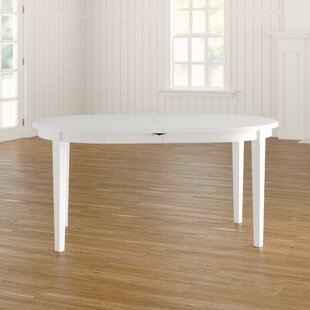 Oval Extendable Dining Table By August Grove