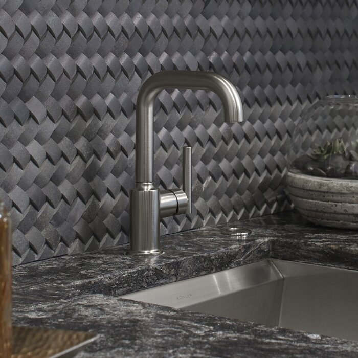 Purist Single-Hole Kitchen Sink Faucet with 6\