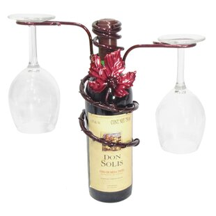 Grapevine 1 Bottle Tabletop Wine Rack by ..