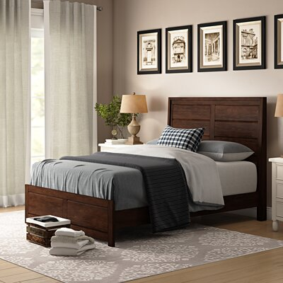 Augusta Panel Bed Wrought Studio