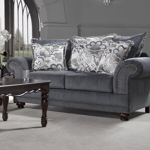 Serta Upholstery Pawling Loveseat by Alcott Hill
